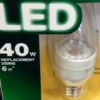 LED-lampen vaak minder besparend dan wordt voorgespiegeld