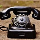 Vaste telefoon heeft geen nut meer voor de gewone consument