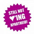 Palestijnen voeren Apartheidsbeleid; niet Israël