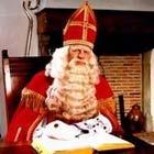 Sinterklaas koopt tweedehands
