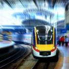 Reizen met de trein geeft een beeld van gedragspatroon