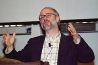 Michael Behe / Bron: Campus Photo • Bryan Matluk, Wikimedia Commons (CC BY-SA)
